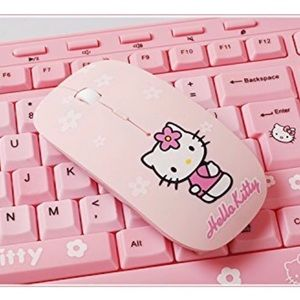 Other - Hello Kitty Optical Wireless Mouse